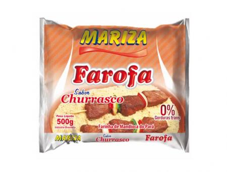 Farofa Barbecue