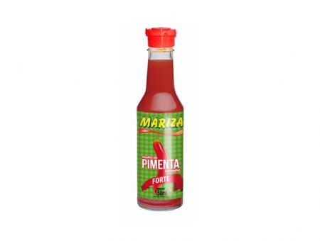 Sauce Piment Rouge Forte