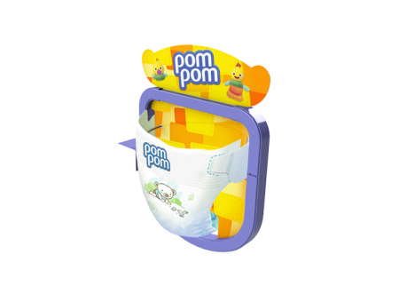 Pompom Display