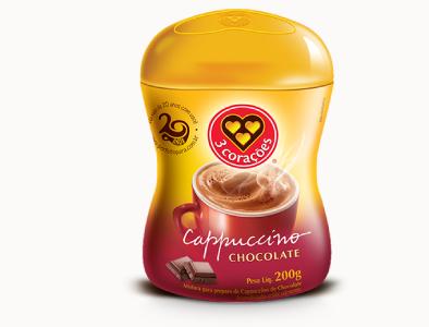 Café 3 Coeurs – Chocolat