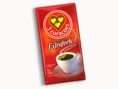 Café 3 Coeurs – Extra Fort
